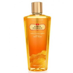 Buy Victoria Secret Amber Romance Body Wash - Nykaa