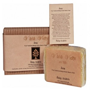Buy Vana Vidhi Ama Traditional Mango Butter Radiance Soap - Nykaa