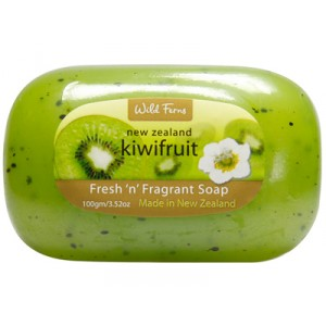 Buy Wild Ferns Kiwifruit Fresh & Fragrant Soap - Nykaa