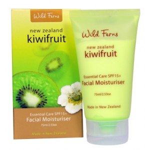 Buy Wild Ferns Kiwifruit Essential Care SPF15+ Facial Moisturizer - Nykaa