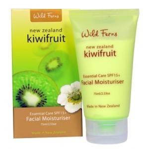 Buy Wild Ferns Kiwifruit Essential Care SPF15+ Facial Moisturizer - Nykaa