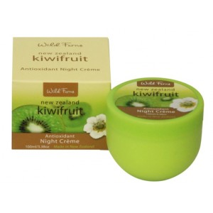 Buy Wild Ferns Kiwifruit Antioxidant Night Creme - Nykaa