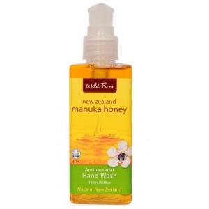 Buy Wild Ferns Manuka Honey Antibacterial Hand Wash - Nykaa