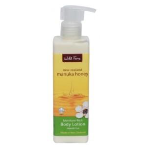 Buy Wild Ferns Manuka Honey Moisture Rich Body Lotion  - Nykaa