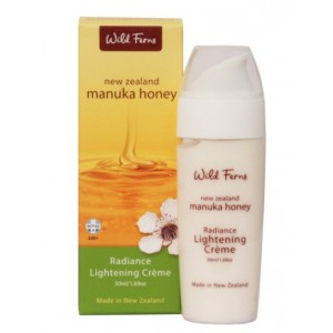 Buy Wild Ferns Manuka Honey Radiance Lightening Creme - Nykaa
