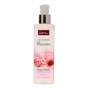 Buy Wild Ferns Flowers Romantic Body Lotion With Manuka Honey - Nykaa