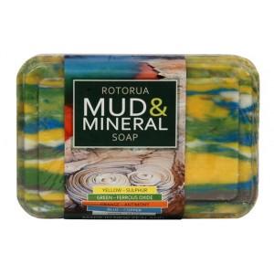 Buy Wild Ferns Rotorua Mud & Mineral Soap - Nykaa