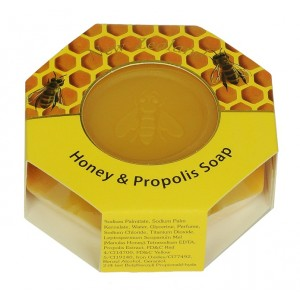 Buy Wild Ferns Honey & Propolis Soap - Nykaa