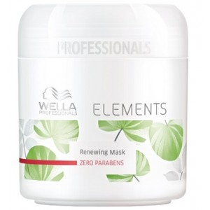 Buy Wella Professionals Elements Renewing Mask (Sulphate Free) - Nykaa