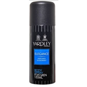 Buy Yardley Elegance Deodorant Spray - Nykaa