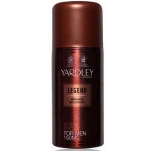 Buy Yardley Legend Body Spray - Nykaa