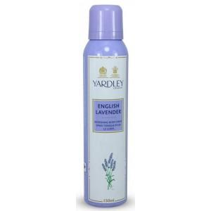 Buy Yardley English Lavender Deodorant Spray - Nykaa