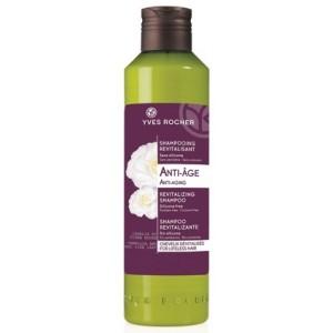 Buy Yves Rocher Anti-Aging Revitalizing Shampoo - Nykaa