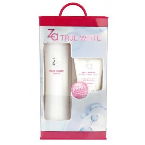 Buy Za True White Toner + Free True White Exfoliating Clay - Nykaa