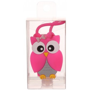 Buy Zuci Junior Hand Sanitizer With Owl Bagtag - Nykaa