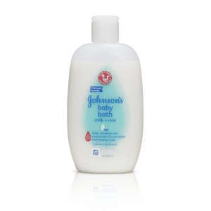 Buy Johnson's Baby Bath Milk + Rice - Nykaa