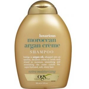 Buy Organix Luxurious Moroccan Argan Creme Shampoo - Nykaa
