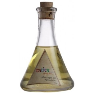 Buy Tatha Nature's Blessing Massage Oil Aphrodisiac - Nykaa
