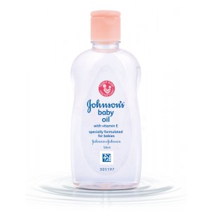 Buy Johnson's Baby Oil With Vitamin E - Nykaa