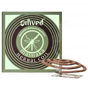 Buy Omved Mashaka Herbal Coil - Nykaa
