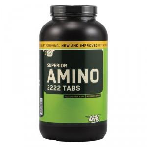 Buy Optimum Nutrition Superior Amino 2222 Tabs - 150 Tablets - Nykaa