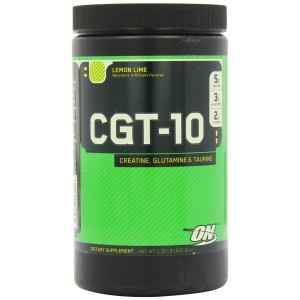 Buy Optimum Nutrition CGT 10 - Lemon Lime - 30 Serv - Nykaa