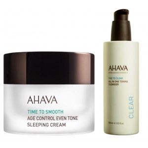 Buy AHAVA One - Step Toner & Cleanser Combo - Nykaa