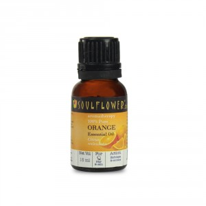 Buy Soulflower Orange Essential Oil - Nykaa
