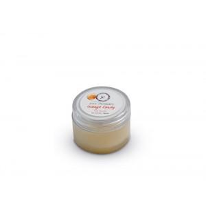 Buy Juicy Chemistry Orange Candy Lip  Scrub - Nykaa