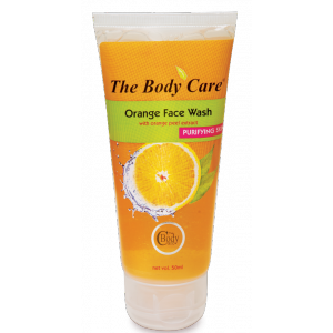 Buy The Body Care Orange Face Wash - Nykaa
