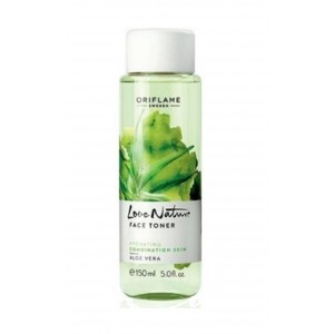 Buy Oriflame Love Nature Face Toner - Nykaa
