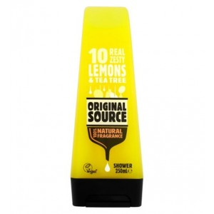 Buy Original Source Lemons Shower Gel - Nykaa