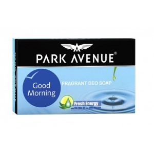 Buy Herbal Park Avenue Good Morning Soap For men - Nykaa