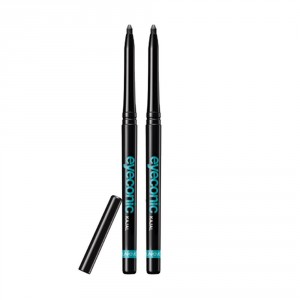 Buy Lakme Eyeconic Kajal - Black (Pack Of 2) - Nykaa