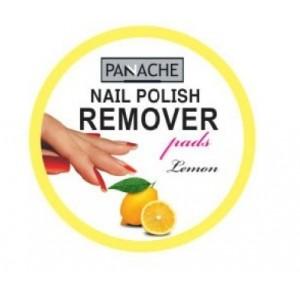 Buy Panache Nail Polish Remover Pads - Lemon - Nykaa