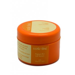 Buy Vedic Line Papaya Bio Gel Serum - Nykaa