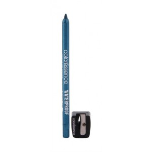 Buy Coloressence Eye Liner Pencil - Peacock Blue + Free Sharpner - Nykaa