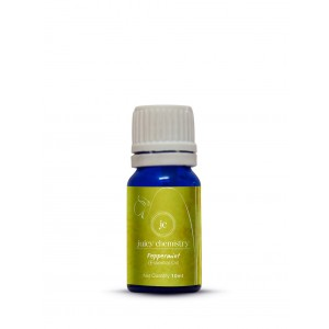 Buy Juicy Chemistry Peppermint Essential Oil - Nykaa