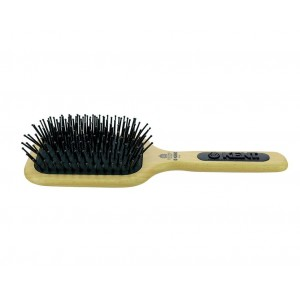 Buy Herbal Kent PF18 Real Beechwood Medium Size Combing, Styling & Setting Brush - Nykaa