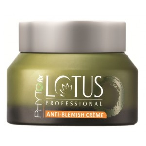 Buy Lotus Herbals Phyto-Rx Anti-Blemish Cream - Nykaa