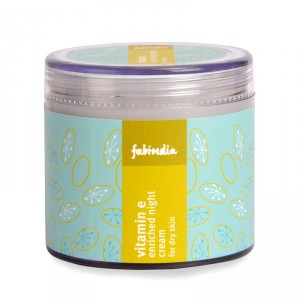 Buy Fabindia Vitamin E Night Cream  - Nykaa