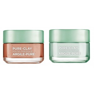 Buy L'Oreal Paris Pure Clay Multi-Masking Regime - Nykaa