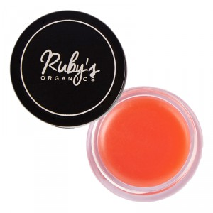 Buy Ruby's Organics Lip Balm - Orange Oil - Nykaa