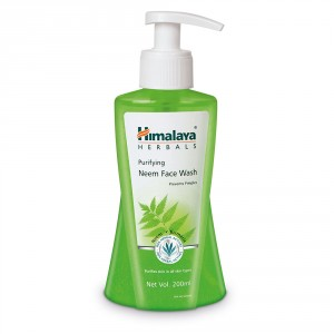 Buy Himalaya Herbals Purifying Neem Face Wash  - Nykaa