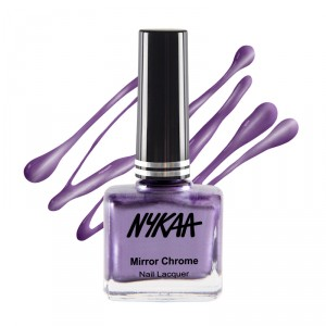 Buy Nykaa Mirror Chrome Nail Lacquer - Nykaa