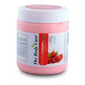 Buy The Body Care Raspberry Body Cream - Nykaa