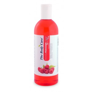 Buy The Body Care Raspberry Body Massage Oil - Nykaa