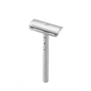 Buy Bombay Shaving Company Precision Safety Razor System with Feather Stainless Blades - Nykaa