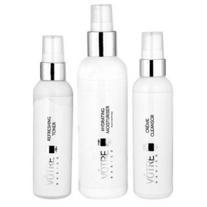 Buy Votre Daily Use Set Of Cleansor, Toner Moisturiser - Nykaa