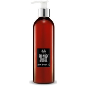 Buy The Body Shop Red Musk Body Lotion - Nykaa